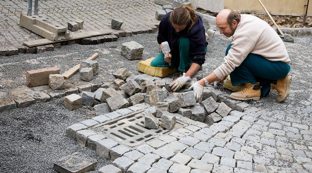 How to install Cobblestones